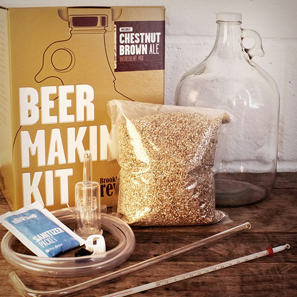 Brooklyn Beer Making Kit